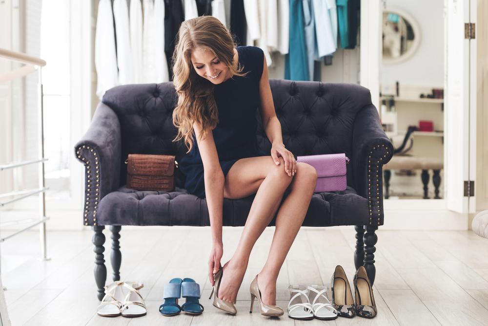 De zoektocht naar je nieuwe paar schoenen