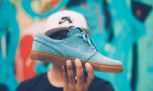 Niet alleen schoenen vind je van Nike SB